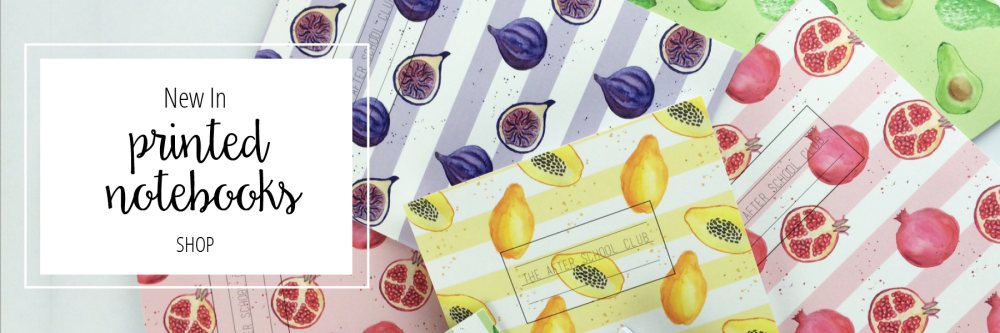 British made, exclusively designed, luxury printed textiles from The After School Club Design
