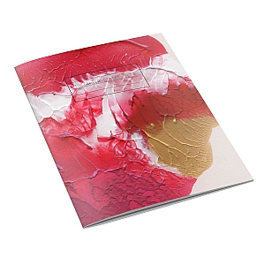 Pink Blot Notebook
