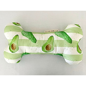 view Avocado Stripe Bone details