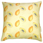 view Papaya cushion details