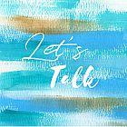 Let`s Talk Card